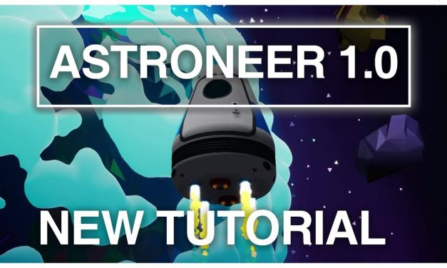 Astroneer 1.0 New Awesome Tutorial Mission