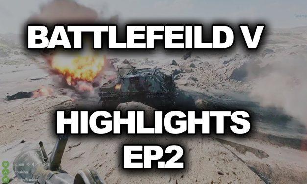 Staghound Taking Names | Battlefield V Highlights Episode 2