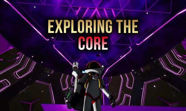 Exploring And Unlocking The Core – Sylva – Astroneer Episode 11