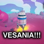 Resource Run To VESANIA – Exotic Planet – Astroneer Episode 9