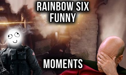 You're Holding It Wrong | Rainbow Six Siege Funny Moments & Highlights
