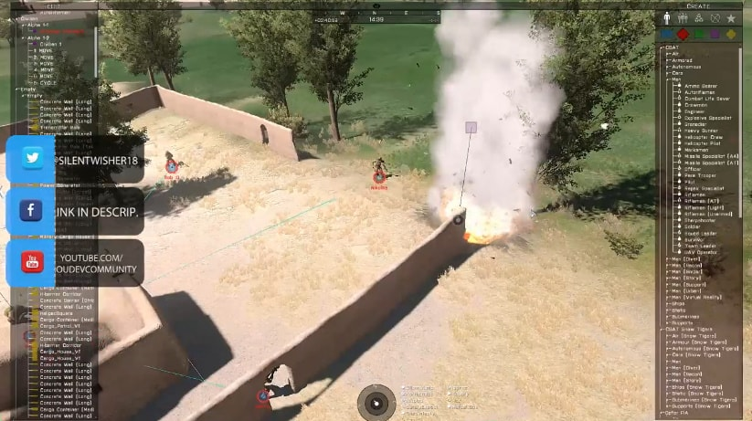 Scared By Bomber – Arma 3