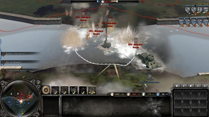 Sad Defeat – COH2