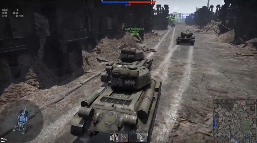 Jacks Tank Flies – War Thunder