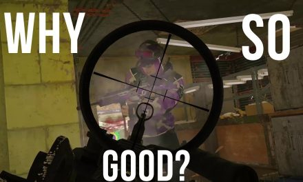 Rainbow Six Siege – Why Are You So Good Today