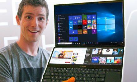 INSANE Dual Screen Laptop! – ASUS Zenbook Pro Duo First Look
