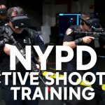 NYPD Using VR To Train For Active Shootings
