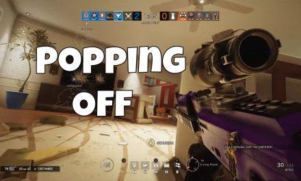 Popping Off   Rainbow Six Siege Highlights