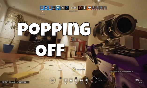 Popping Off | Rainbow Six Siege Highlights