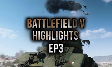 Lucky Staghound Shot | Battlefield 5 Random & Funny Moments