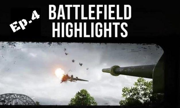 It's A Good One! | Battlefield 5 Highlights Episode 4