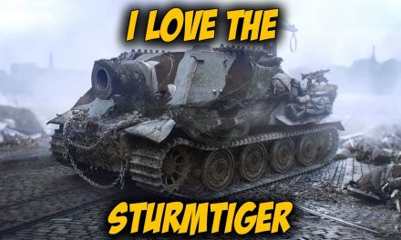 I love the Sturmtiger – Battlefield 5 Aerodrome Highlight