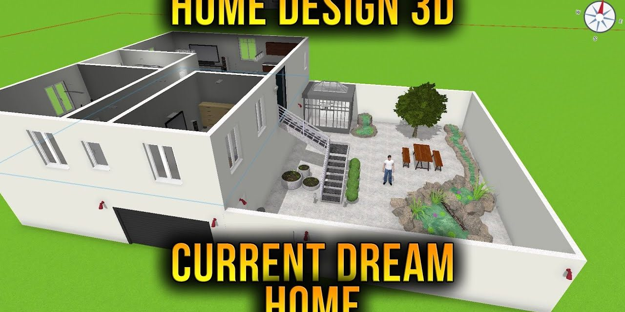 Designing My Current Dream Home | Home Design 3D
