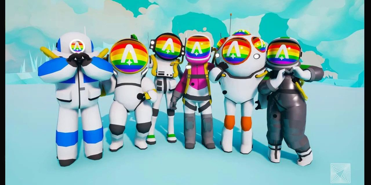 Pride Visors and Medium Canisters – Upcoming Astroneer Content?!?!