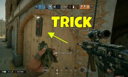 Thermite Vs Mute On Border Trick | Rainbow Six Siege