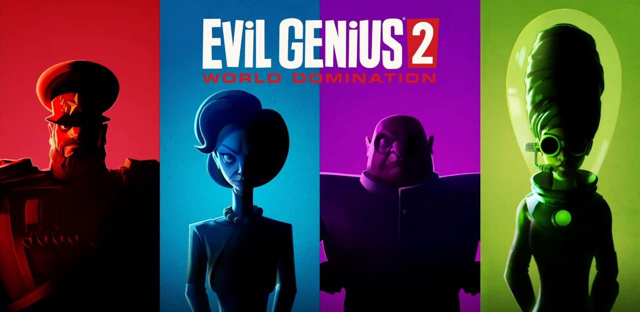 Evil Genius 2 trailer – PC Gaming Show 2019