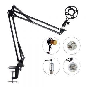 Eastshining Microphone Scissor Arm Review 1