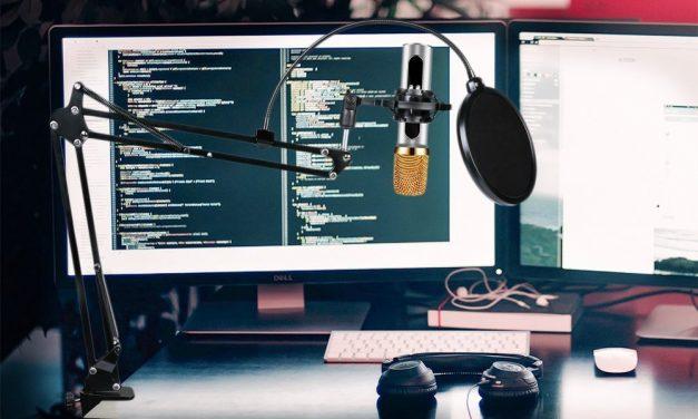 Eastshining Microphone Scissor Arm Review