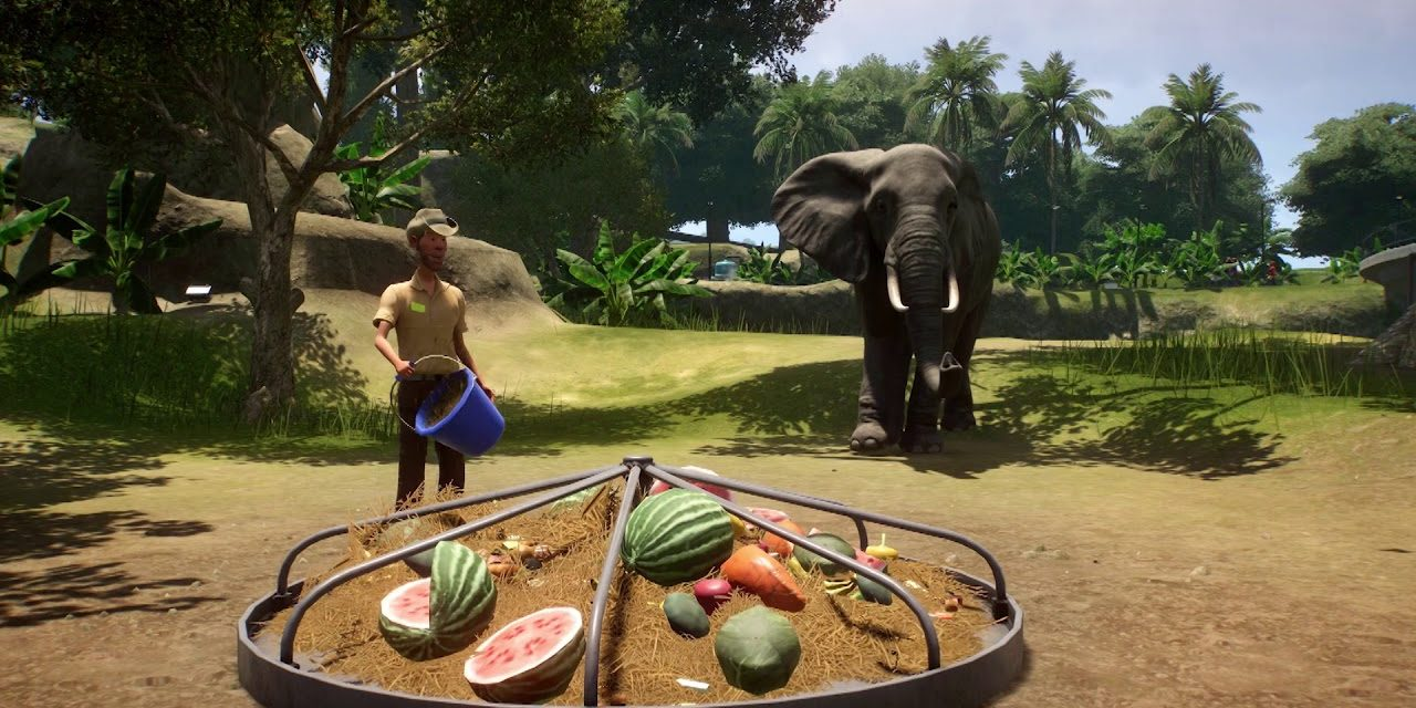 Finally! A New ZooTycon Style Game: Planet Zoo Trailer