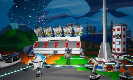 New Medium Storage Behavior & My Power System Explanation | Astroneer Lunar Update