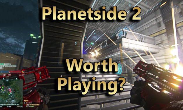 Is Planetside 2 Still Worth Playing?