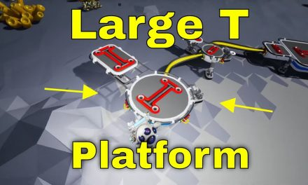 Large T Platform | Astroneer Lunar Update