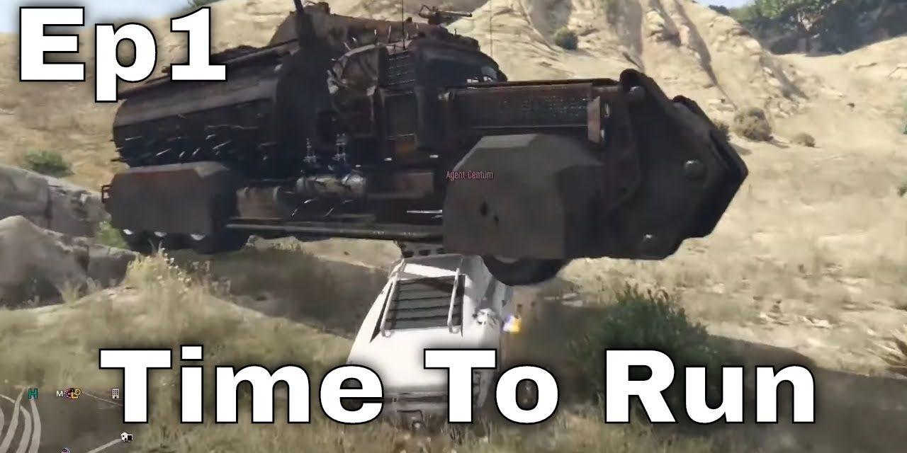 Time To Run Ep1 – GTA Online Custom Gamemode