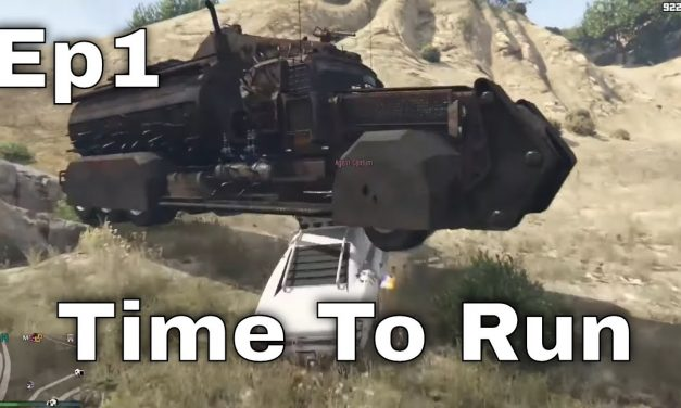 Time To Run Ep1 – GTA Online Custom Gamemode