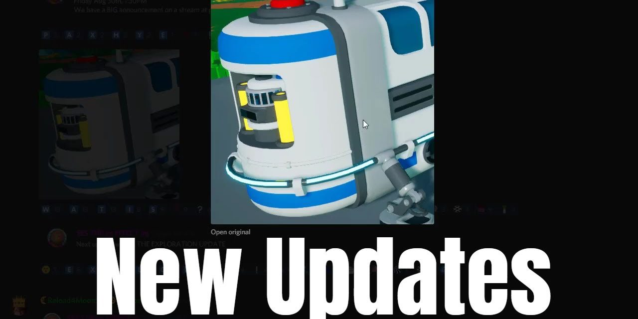 New Structures Coming To Astroneer and Incoming Updates