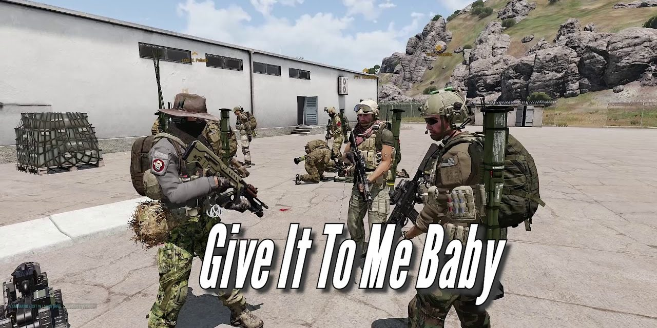 Waiting For Rough Riders Training   Arma 3 Funny Moments