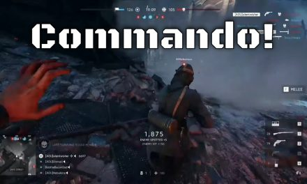 Channeling My Inner Commando | Battlefield 5 Highlights