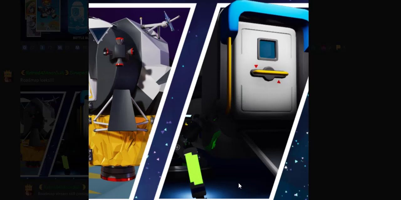 New Astroneer Apollo Shuttle And Other New Items