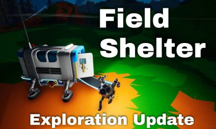 Field Shelter! | Astroneer Exploration Update