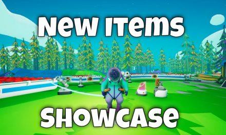 Astroneer Wanderer Update New Items Showcase