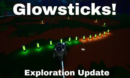 Cool Glowsticks! | Astroneer Exploration Update