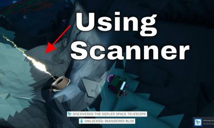 How To Use Scanner In Astroneer Wanderer Update