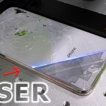 Easiest iPhone Glass Fix – WITH LASERS