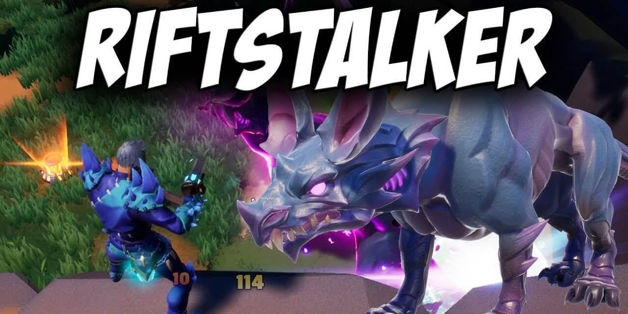 Fighting The Riftstalker | Dauntless