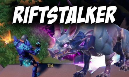 Fighting The Riftstalker | Dauntless