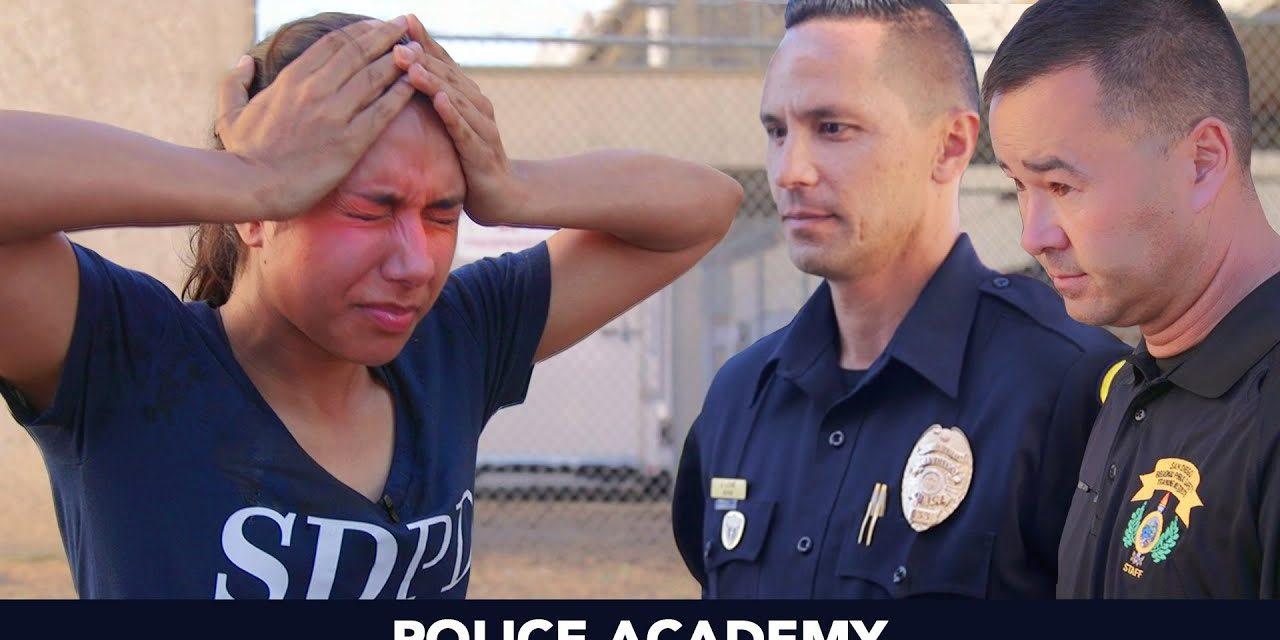 I Tried Police Academy