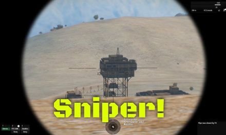Buckley & Zander Vs Zeus Sniper – Arma 3 Funny Moment