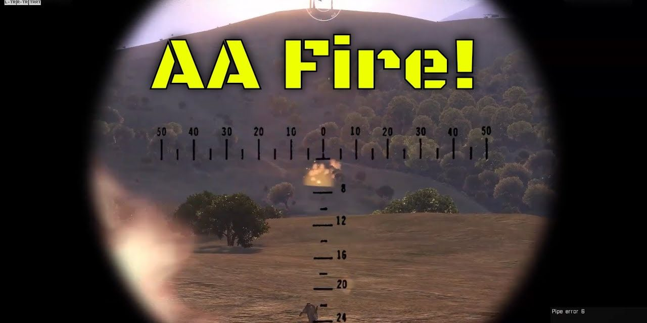 Chaos In Arma 3 Highlights