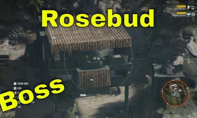 Going After Rosebud 'Boss' | Ghost Recon Breakpoint