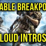 How To Remove Loud Ghost Recon Breakpoint Intros
