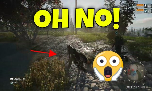 Oh No! | Ghost Recon Breakpoint Blooper