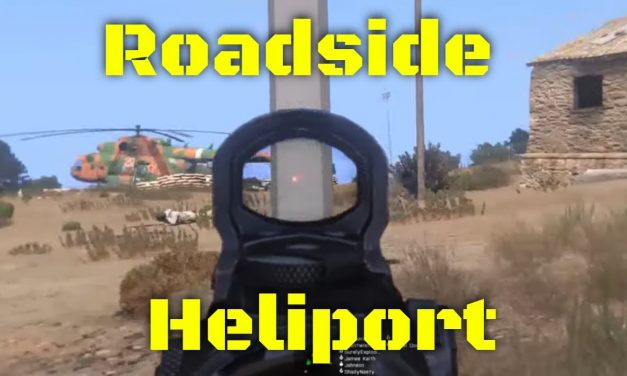 Roadside Heliport – Arma 3 Tactical Operations | Joint Strike Forces