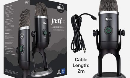 I Want The New Blue Yeti X!