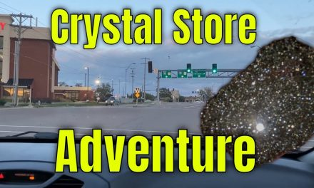 Going To The Crystal Store – Adventure
