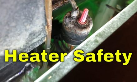 Keep Your Aquarium Heater Submerged to Avoid Disasters