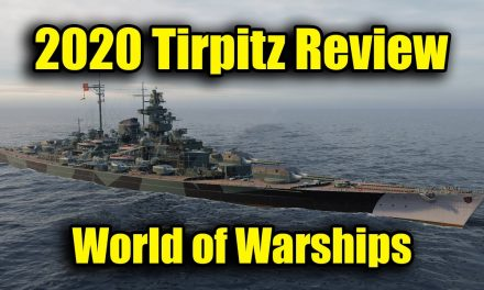 2020 Tirpitz Review – You Need It! | World Of Warships
